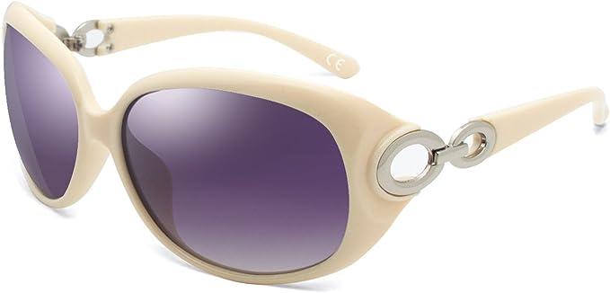 BVAGSS Polarizadas Gafas De Sol Para Mujer Clásico De Moda De Estilo UV400 WS033