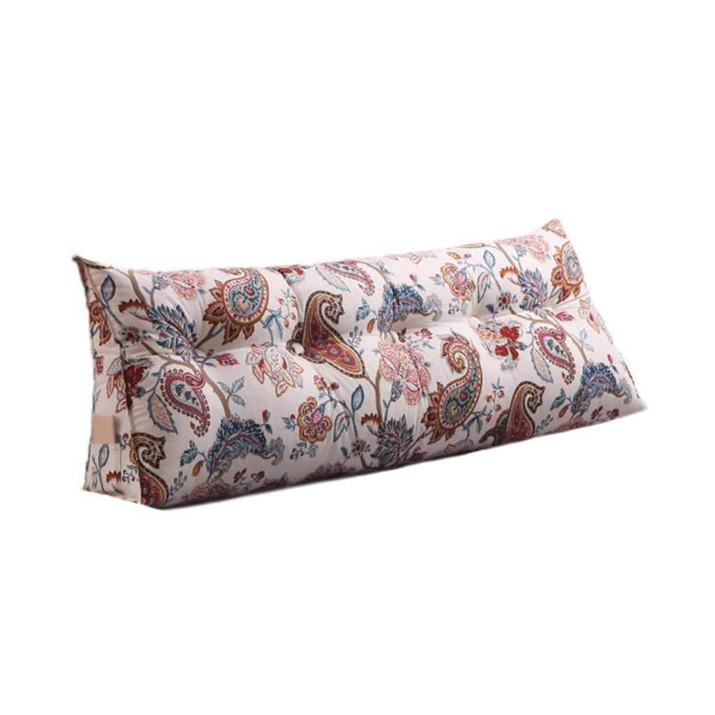 ランキング第1位 CSQ枕 トライアングルベッドの枕、綿の厚いキャンバス耐久性のあるクッションのベッドソファダブルビッグピローのホームデコレーションピロー 寝具 (色 : #1, サイズ B07PWVCKJD サイズ さいず CSQ枕 : 150CM) B07PWVCKJD 180CM #3 #3 180CM, 福山市:fe4d52f7 --- arianechie.dominiotemporario.com