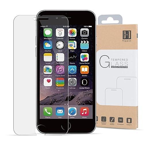 27 opinioni per HIPPOX Pellicola Vetro temperato iPhone 6 Plus / 6s Plus, (vetro temperato) e
