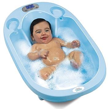 Amazon.com : Aqua Scale 3-in-1 Baby Bath Tub, Scale and Water ...