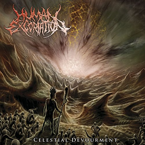 Human Excoriation-Celestial Devourment-(PER094)-CD-FLAC-2017-86D Download