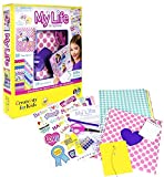 New Creativity For Kids It's My Life Scrapbook Kit w Tools For Ages 7+ $0Ship .supply.from:wtang