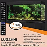 Luganni, Multi-Purpose Liquid Crystal Thermometer