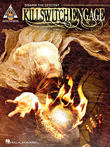 Hal Leonard Killswitch Engage - Disarm The Descent Guitar Tab Songbook - Kill Switch Engage Guitar Tab