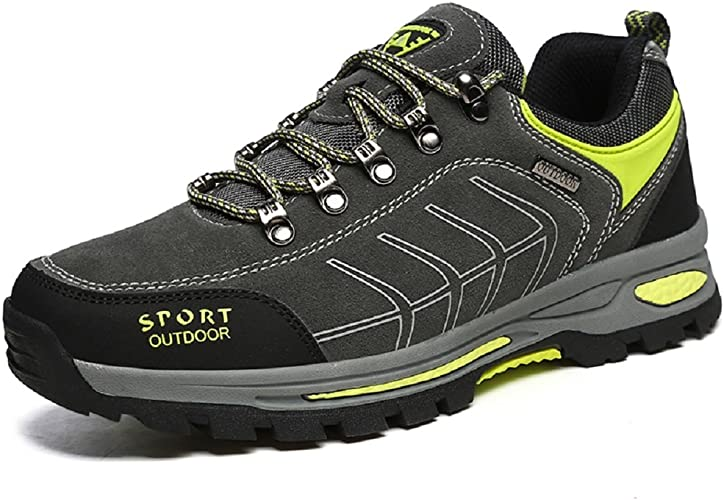 Rioneo Hiking Walking Shoes Mens