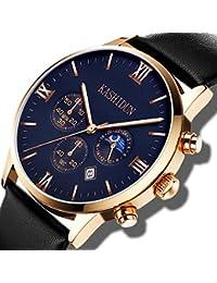 Men's Watches Luxury Sports Casual Quartz Analog Wrist...