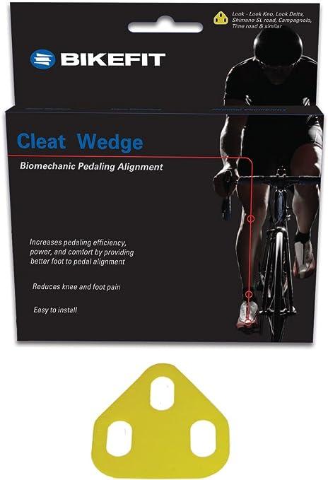 3-Hole SL//Delta//Time Bike Fit Leg Length Shims Road
