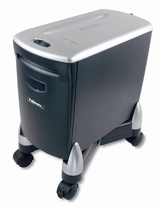 Fellowes - Soporte para CPU extensible, hasta 50 kg, color gris: Fellowes: Amazon.es: Oficina y papelería