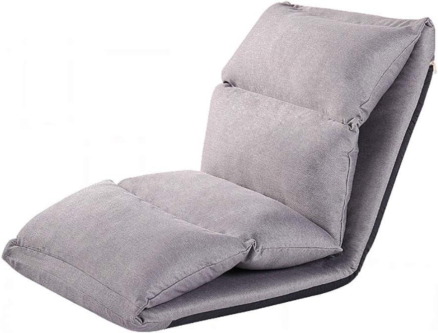 Liegen Liegestühle Freizeitliege Liegestuhl Rückenlehne Sessel Mittagspause Stuhl Tragbar 3 Farben (Farbe : B) C