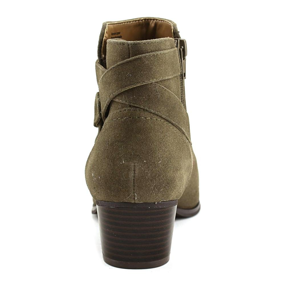 Giani Bernini Frauen Oleesiar Geschlossener Zeh Zeh Zeh Leder Fashion Stiefel 27b0b2