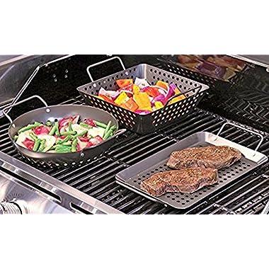 Char-Broil® 3pc Mini Grill Management Kit
