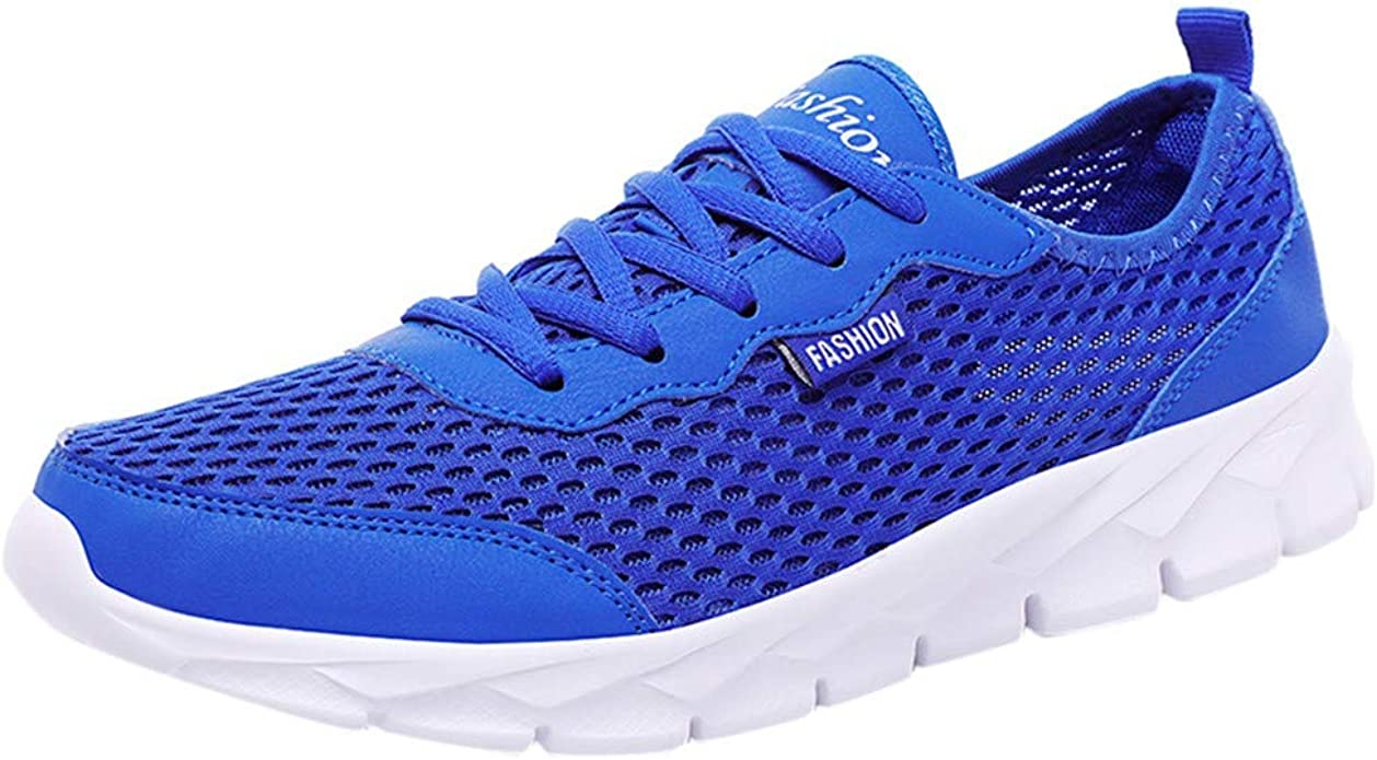 Colmkley Sneakers Casual Shoes Sport Running Breathable Mesh Shoes Couple