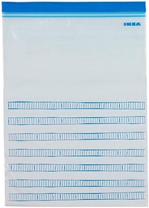 Ikea Istad - Bolsas de plástico con cierre autoadhesivo para ...