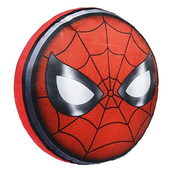 Amazon.com: character Spiderman Round Shapped Pillow Cushion ...