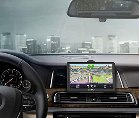 Navigationssystem Mit Bluetooth 8 Gb Gps Heller Elektronik