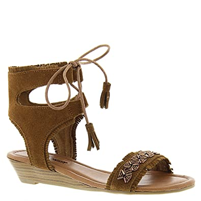 942d65fcc454 Minnetonka Women s Portofino Wedge Sandal