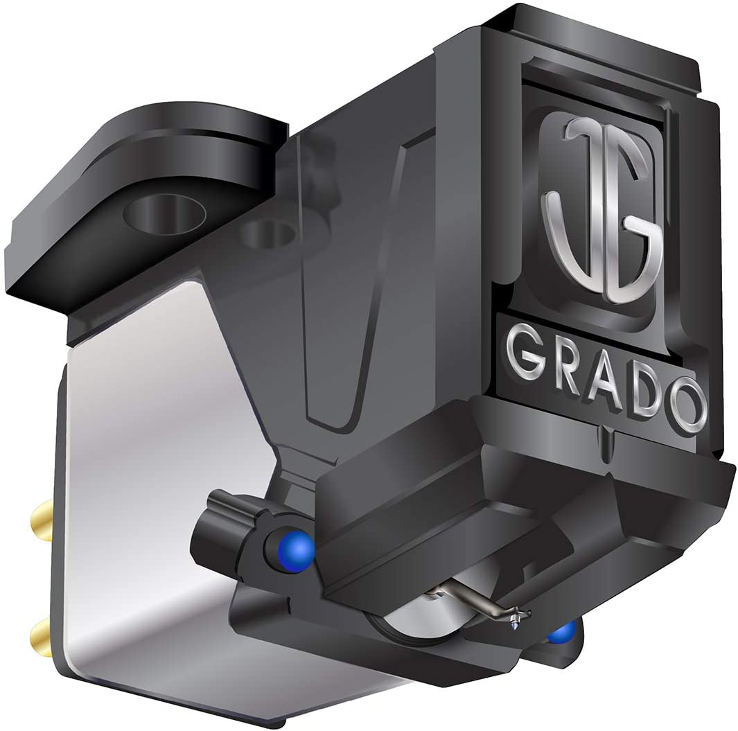 Standard Mount GRADO Prestige Blue3 Phono Cartridge w//Stylus