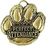 Perfect Attendance Mascot Medal (Set of 50)
