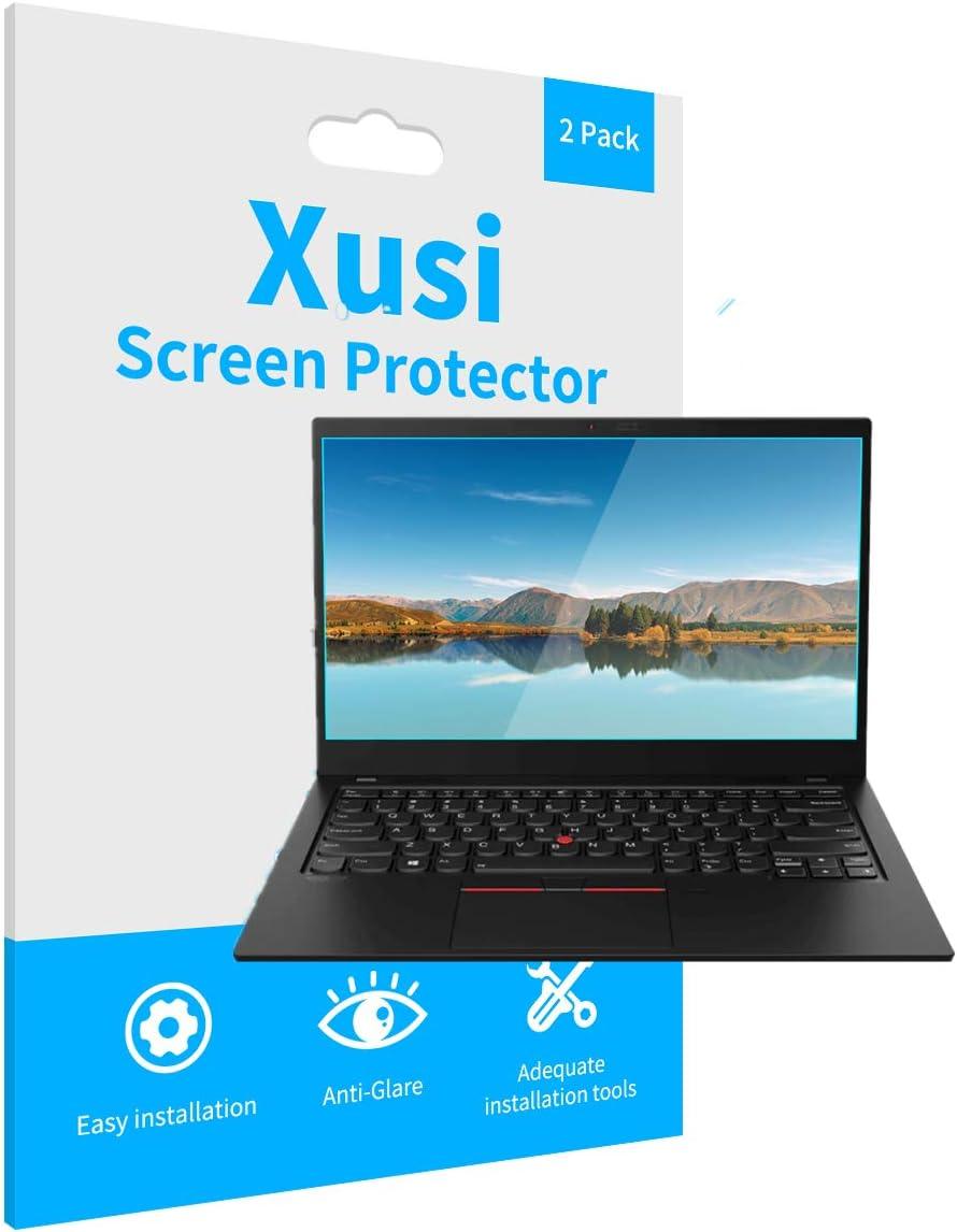Xusi Screen Protector For Thinkpad X1 Yoga Gen6/ Gen5 /Gen4 2020 Touch Screen Laptop 14 Inch Anti Fingerprint & Anti Glare Full Screen (14 Inch Matte Screen Protector,2Pcs)