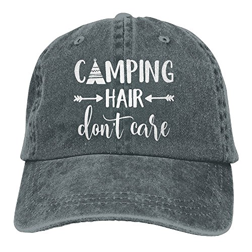 Unisex Camping Hair Don