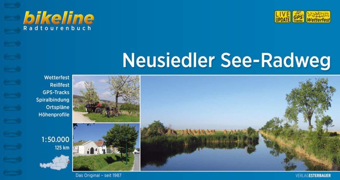 Bikeline Radtourenbuch, Neusiedler See-Radweg (Bikeline Radtourenbücher)