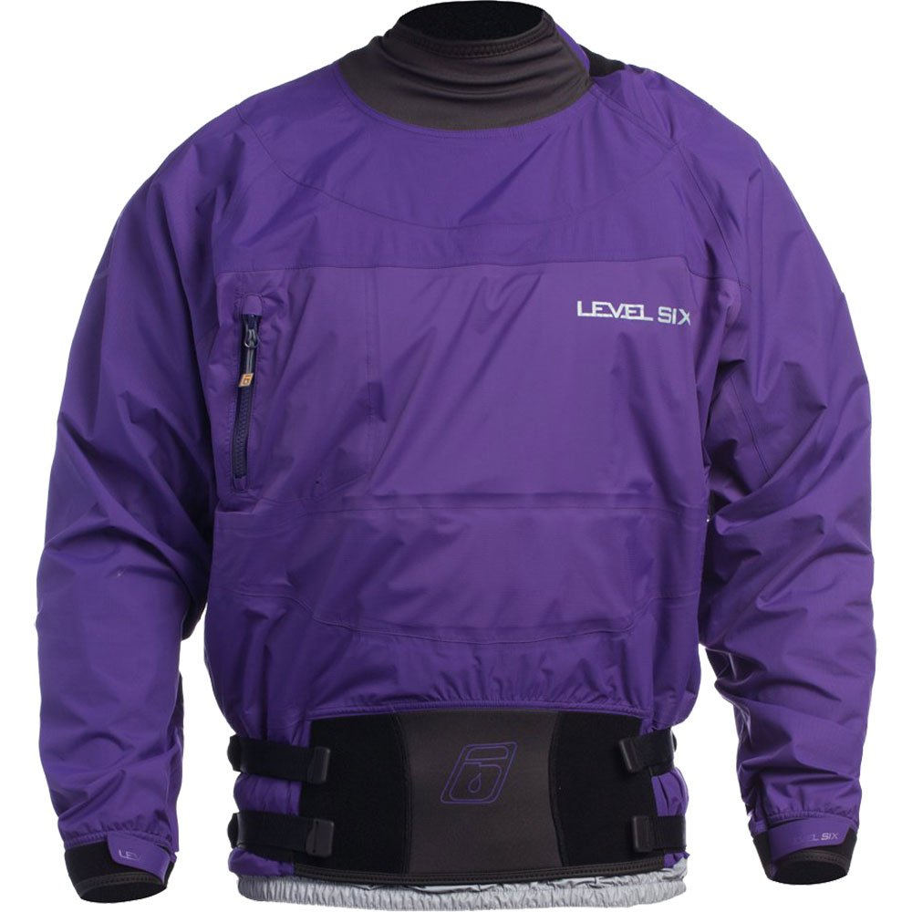 Level Six Borealis Long Sleeve Semi Dry Top, Large by Level Six