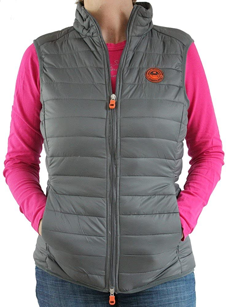 Geographical Norway Damen Steppweste Weste Vaysyky Lady Basic