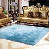 Decorative rugs,Xiandai carpe Bedroom Bed sheet Living room Carpet Sofa cushions Bay window mat-H 39x59inch(100x150cm)