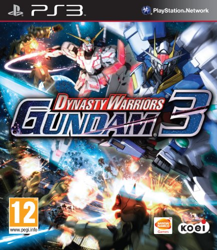 Dynasty Warriors Gundam 3 (PS3) (UK)