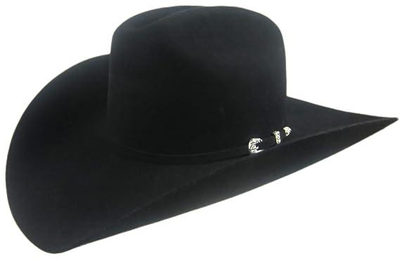 Stetson 4X Duncan Black Size  7 1 8