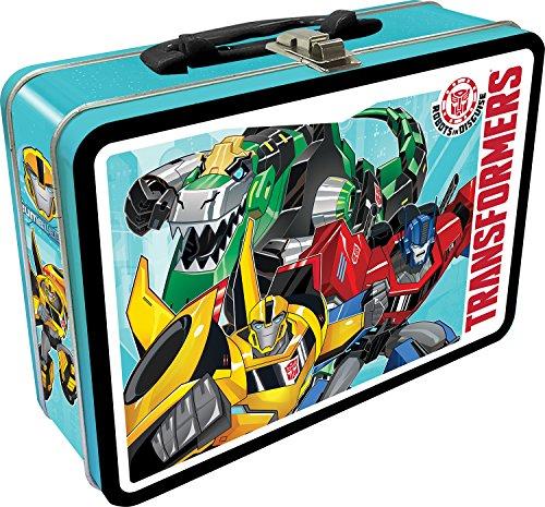 Aquarius Transformers Regular Fun Box - Transformer Lunch Metal Box