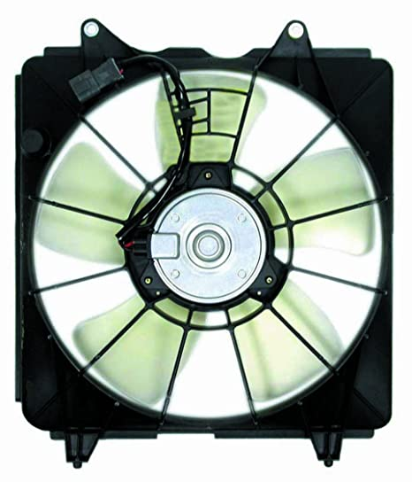 Depo 317-55028-100 Radiator Fan Assembly