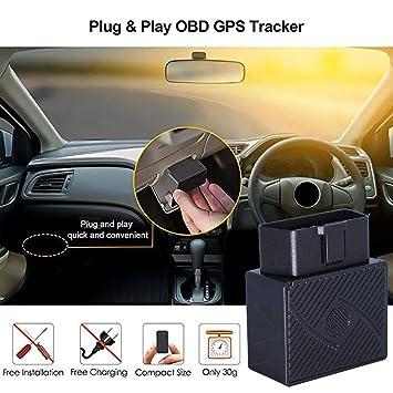 Nrkin Sistema De Alarma Portátil Y Localizador GPS Remolques ...