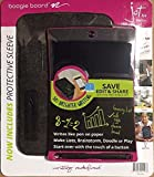 Boogie Board 8.5 Jot Inch LCD Writing Tablet Value Bundle with Neoprene Sleeve and Stylus-PINK