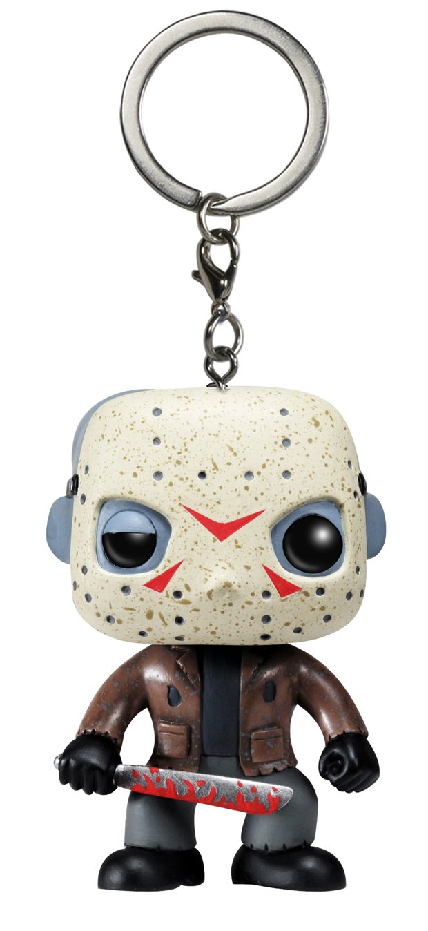 Funko POP Keychain Horror Jason Voorhees Toy Figure