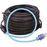 PRIME RHC1000W200 Roof & Gutter De-Icing Kit Heating Cable