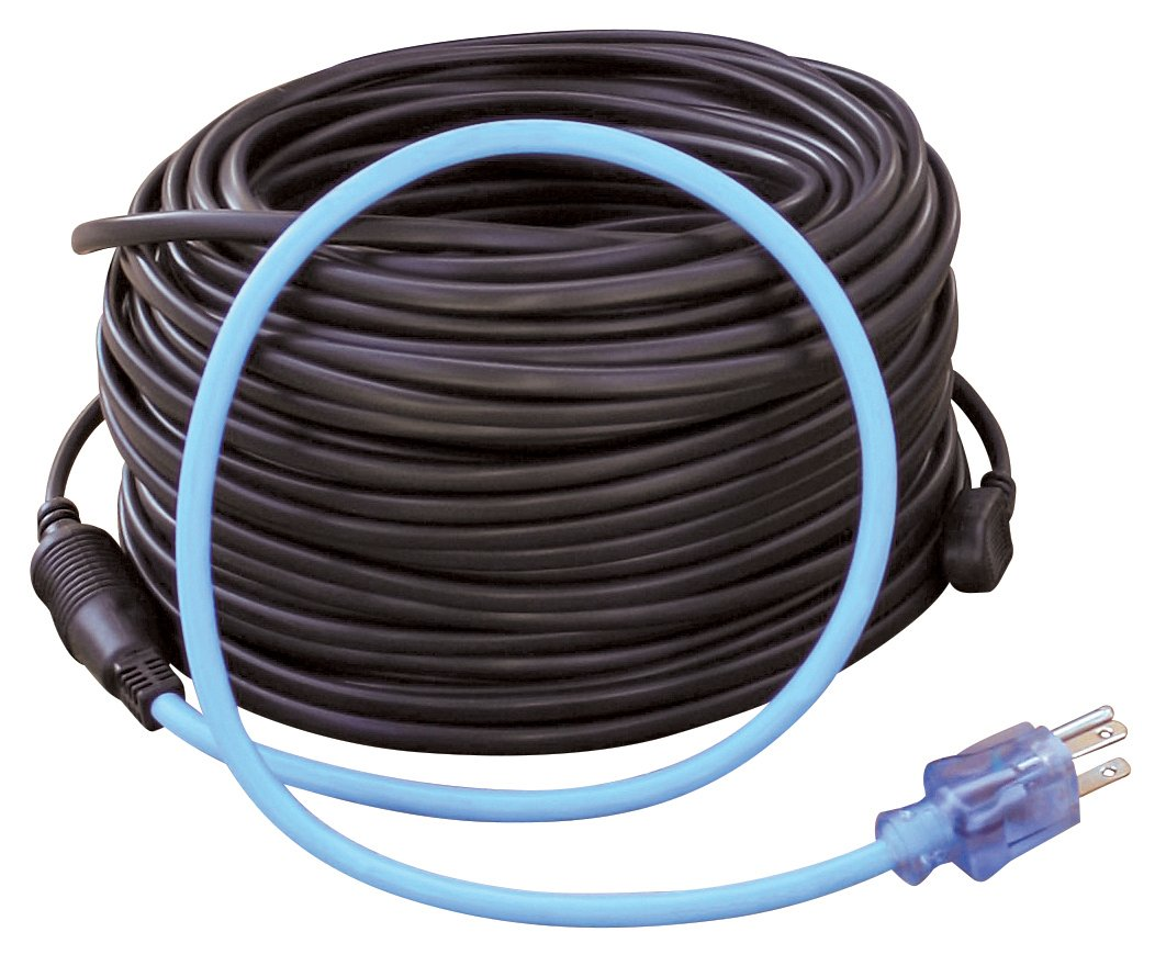 Prime Wire & Cable RHC500W100 Roof Heating Cable - - Amazon.com