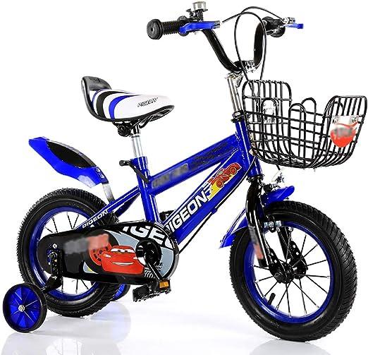 BAICHEN Bicicletas para niños,Bicicleta de niños 3 Colores,en ...