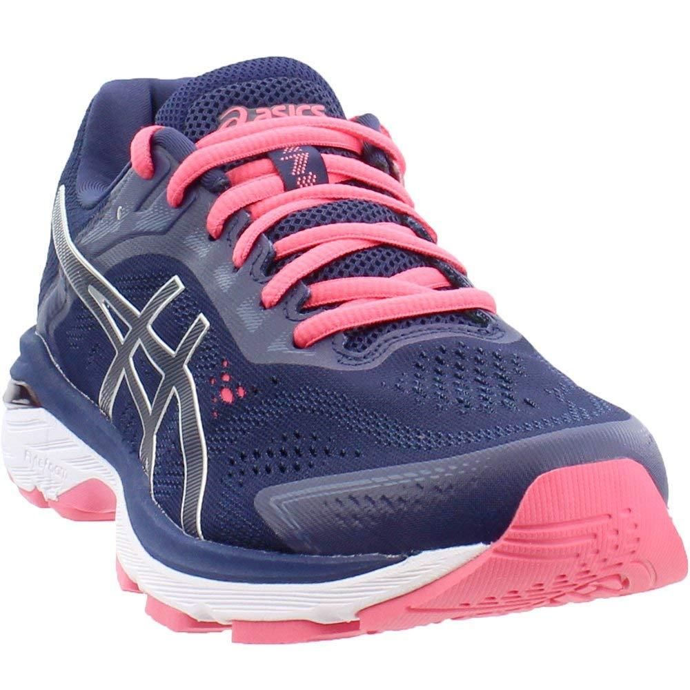 Peacoat argent 40.5 EU ASICS Gt-2000 7, Chaussures de FonctionneHommest Compétition Femme
