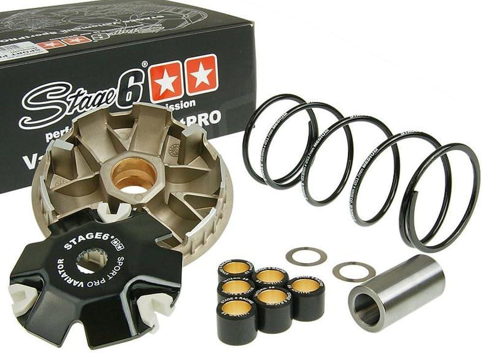Stage6 Sport Pro Variomatik Kompatibel Für Peugeot Speedfight 2 Tgb Akros Bullet R50x Hook Laser 50cc Auto