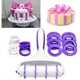 JoyGlobal Fondant Strip Ribbon Cutter