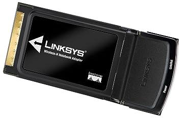 Linksys Dual-Band Wireless-N Notebook Adapter - Accesorio de red (Inalámbrico, CardBus, 300 Mbit/s, 2.4-5 GHz, Ordenador portátil, WPA2): Amazon.es: ...