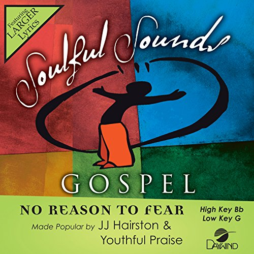 No Reason To Fear [Accompaniment/Performance - Accompaniment Cd No