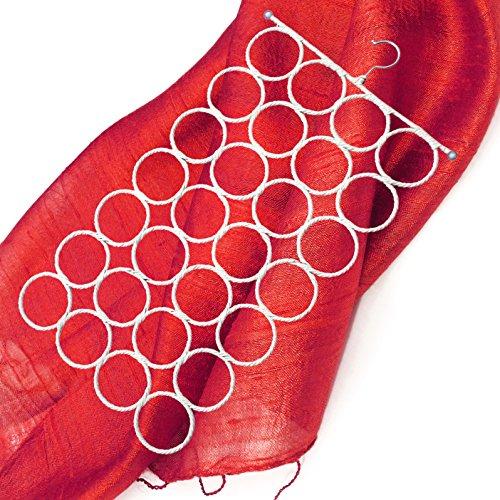 Scarf Hanger Organizer EZ Scarves product image