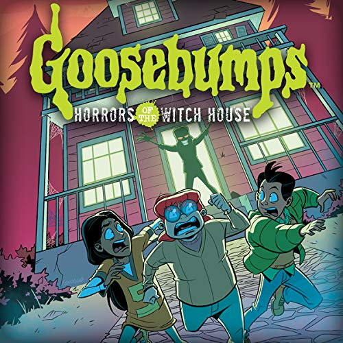 Goosebumps: Horrors of the Witch House