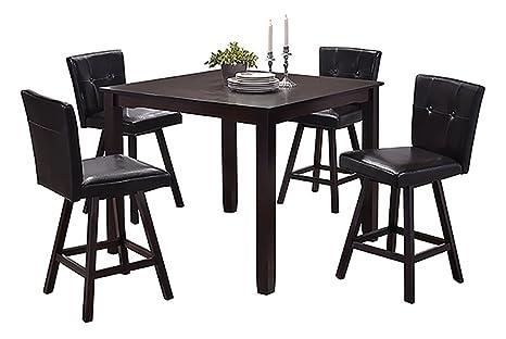 Amazon.com: Milton verdes estrellas Toledo mesa de comedor ...