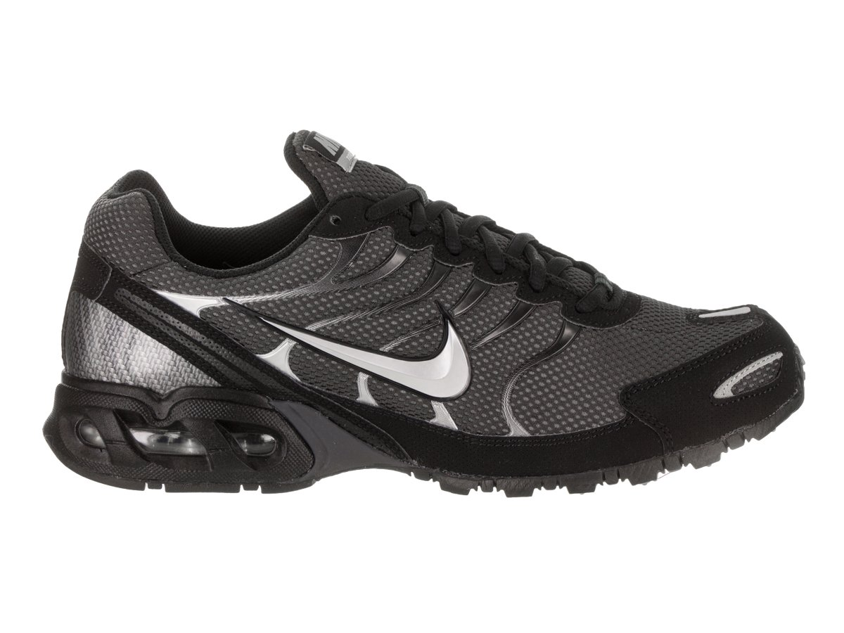 Nike Mens Air Max Torch 4 Anthracite/Metallic Silver/Black Running Shoes 7 M US by Nike (Image #5)