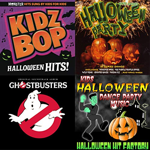 Halloween Songs Playlist (Kids' Halloween)