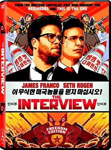 DVD : The Interview (Ultraviolet Digital Copy)