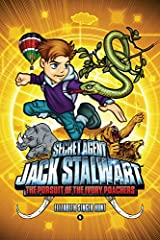 Secret Agent Jack Stalwart: Book 6: The Pursuit of the Ivory Poachers: Kenya (The Secret Agent Jack Stalwart Series) Paperback